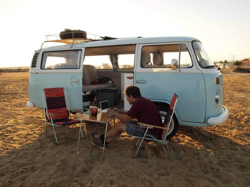 Sven Franic-e-Camper-T2-Volkswagen